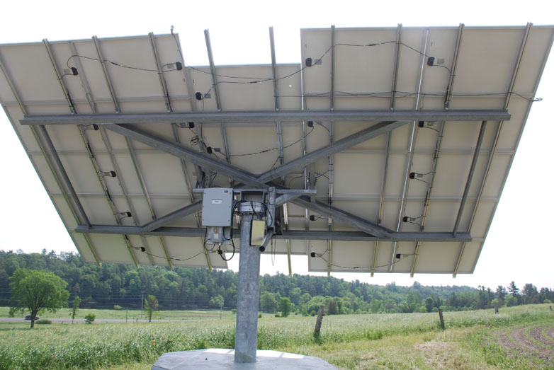 Ottawa Valley Photovoltaic Tracking Mount Types