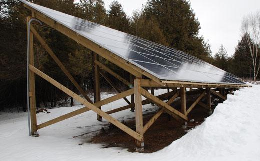 Home Solar Kits Canada